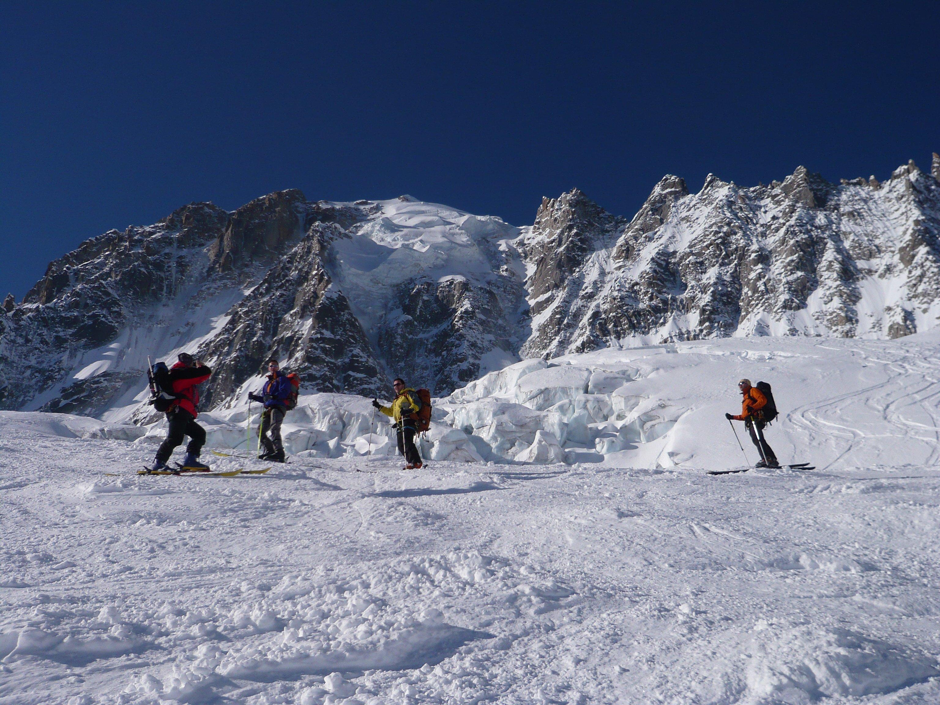 La haute route des alpes for Haute route des alpes